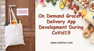 On Demand Grocery Delivery App Development During CoVid19