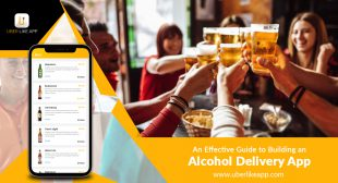 An effective guide to building an alcohol delivery app