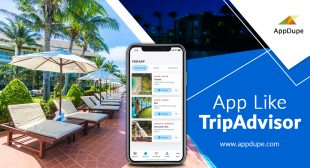 How much does it cost to develop a travel booking app like TripAdvisor?