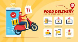 What is the effective working principle of an app like Swiggy?