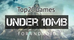 Best 10 MB Games for Android Owners