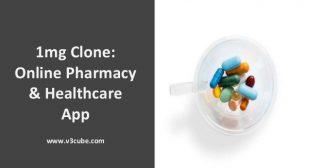 1mg Clone: Online Pharmacy & Healthcare App