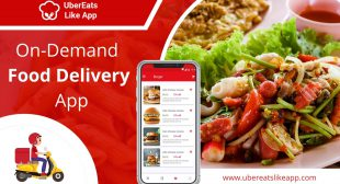 FoodPanda Clone – On Demand Food Delivery App Development