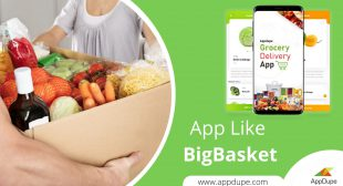 Have fresh groceries delivered to your doorstep with BigBasket Clone app