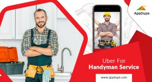 Uber for Handyman App for our daily fixes and maintenance