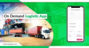 Pointers to develop to logistics app and its features