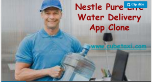 Nestle Pure Life Clone Water Delivery App