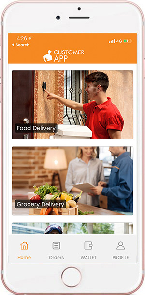 Make Profits through Deliveries You Make with Postmates Clone