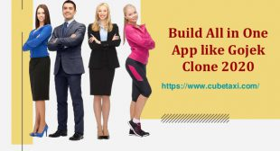 Build All in One App like Gojek Clone 2020