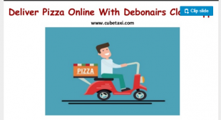 Deliver Pizza Online With Debonairs Clone App