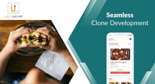 Set up your food delivery business with a Seamless clone app