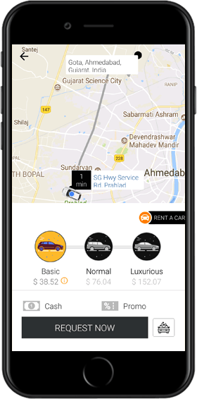 Advantages of 99Taxi Clone for Your New Ridesharing Startup