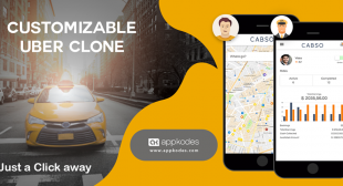 Uber clone solution to stay competitive in the online taxi business
