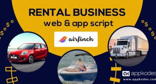 Airbnb clone for rental business – Android, IOS applications