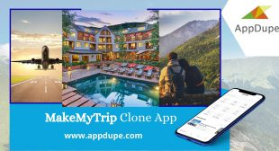 Popular services offered by travel booking app