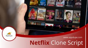 How to develop a successful Netflix clone script?