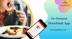 Feature-filled app DoorDash clone app to suit your business requirements
