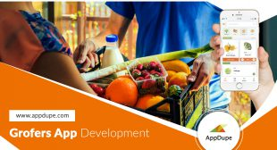 Market trends and products to be included in Grocery delivery applications