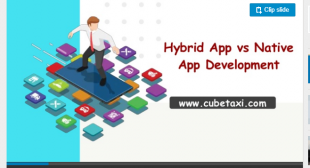 Hybrid App vs Native App Development