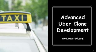 Start Advanced uber clone cubex2020