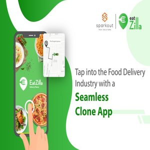 Future Food Delivery App