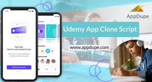 Fetching high revenue by assimilating a diverse revenue model into the Udemy clone app