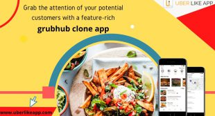 Grab the attention of your potential customers with a feature-rich grubhubclone app