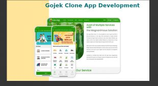 Gojek Clone App – A Guide for all entrepreneur and businessmen
