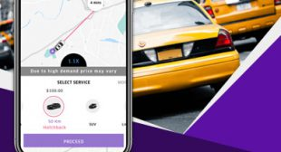 Mechanics behind developing an application like Uber for India – Blog | Appdupe