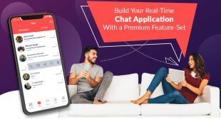 Build Your Real-time Chat Application With A Premium Feature-set