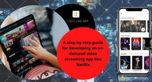 How to get started in the on-demand video streaming industry with a Netflix clone app?