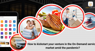 How to Kickstart Your Venture in The On-Demand Services Market Amid The Pandemic?