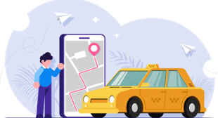 Getting online with your cab business with the Taxi Booking App Clone