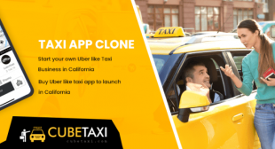 Buy Uber like taxi app to launch in California