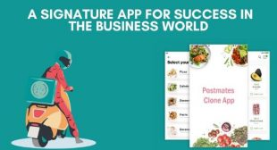 Postmates Clone: A signature app for success in the business world ⚡️ Disrupt India