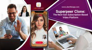 Superpeer Clone – The Next-Gen Subscription-Based Video Mentoring Platform