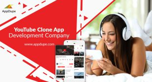 Establish Limelight in the Entertainment Industry  with the Cutting-edge YouTube Clone App