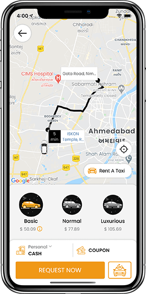 Building A Taxi Booking App Like Ryda Clone To Scale Up Your Taxi Business