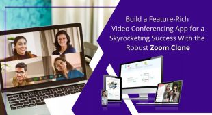 Build a feature-rich video conferencing app for a skyrocketing success with the robust Zoom Clone