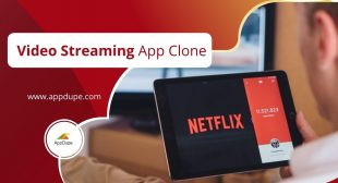 Steal the spotlight in the on-demand video streaming market with the high-grade Netflix Clone