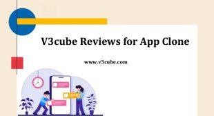 V3cube Reviews for App Clone