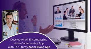 Develop An All-encompassing Video Conferencing App With The Sturdy Zoom Clone App