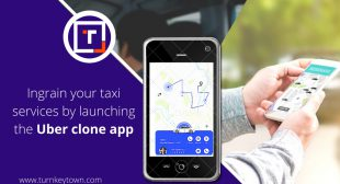 Ingrain your taxi services by launching the Uber clone app