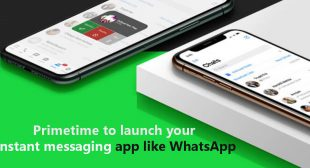 Primetime to Launch your Instant Messaging App like WhatsApp
