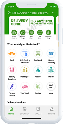 Grow Your Multi-service Business By Establishing It With GoJek Clone App