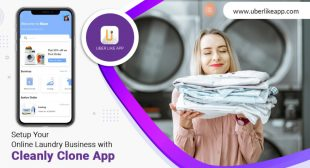 Launch Your On-demand Laundry Business with Cleanly Clone