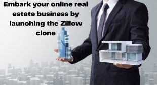 Embark your online real estate business by launching the Zillow clone