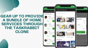 Gear up to provide a bundle of home services through the TaskRabbit clone