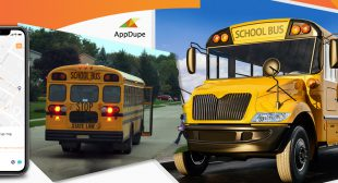 Let users accolade your transportation services by developing the school bus app