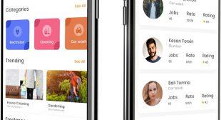 Taskrabbit Clone App